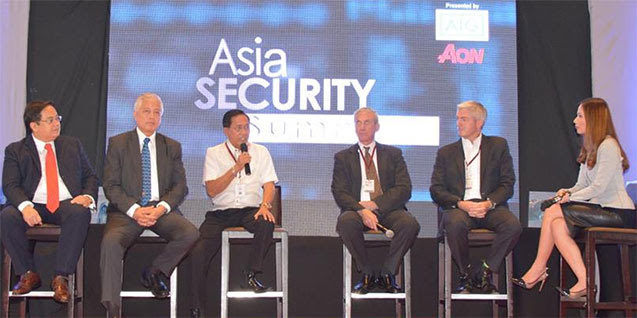 MVV at Asia Security Summit - Panel Discussion